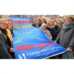 """""""Frei leben - ohne Gewalt"""" - Bild: Stadt Bottrop"""
